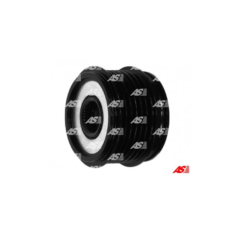 Poulie roue libre, alternateur AS-PL [AFP0010]