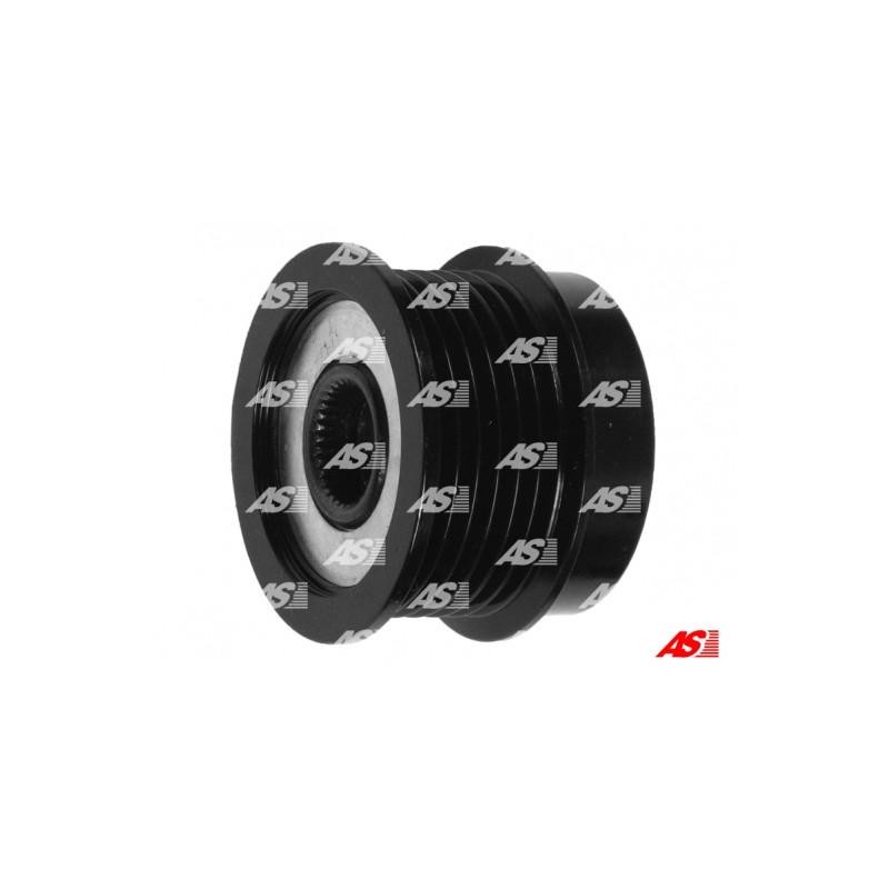 Poulie roue libre, alternateur AS-PL [AFP0041]
