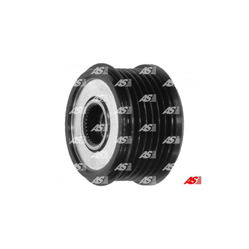 Poulie roue libre, alternateur AS-PL [AFP3009]