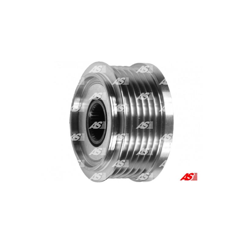 Poulie roue libre, alternateur AS-PL [AFP4002]